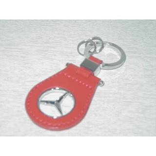 革製:メルセデスベンツキーホルダー