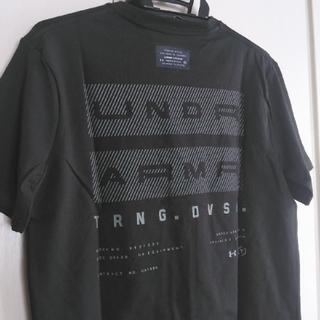 アンダーアーマー(UNDER ARMOUR)の新品値下げ!アンダーアーマーTシャツ S(Tシャツ/カットソー(半袖/袖なし))