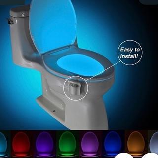 トイレのイルミネーション
