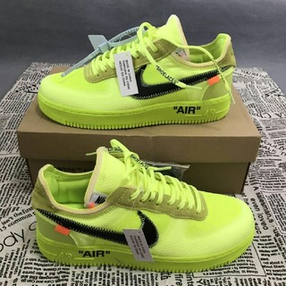 OFF-WHITE - OFF-WHITE NIKE AIR FORCE 1 LOW