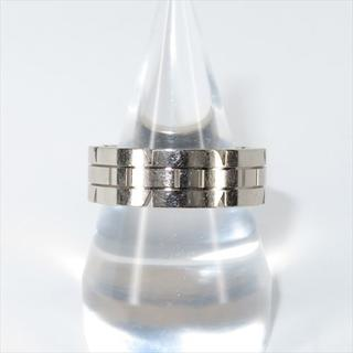 カルティエ(Cartier)のカルティエ タンクフランセーズリング 750WG 60号(リング(指輪))