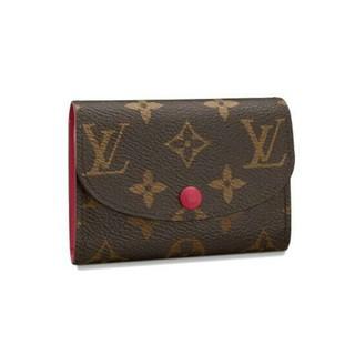 LOUIS VUITTON - 19AW新作 Louis Vuitton ポルトモネ・ロザリ