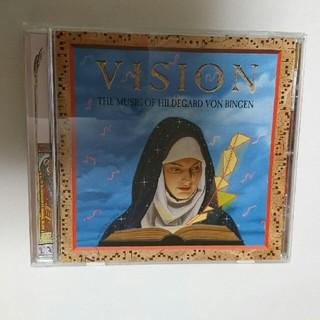 ヒルデガルト  フォン  ビンゲン  CD  vision(宗教音楽)
