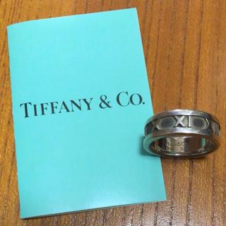 ティファニー(Tiffany & Co.)のティファニー 1995 アトラス リング SV925 シルバー(リング(指輪))