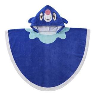 ポケモン - ポケモン    アシマリフード付きバスタオル