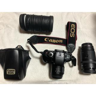 キヤノン(Canon)の一眼レフカメラ カメラ セット(フィルムカメラ)