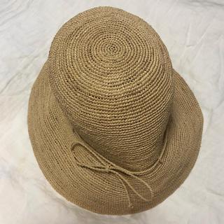 ヘレンカミンスキー(HELEN KAMINSKI)のヘレンカミンスキー 帽子 ナチュラル(麦わら帽子/ストローハット)