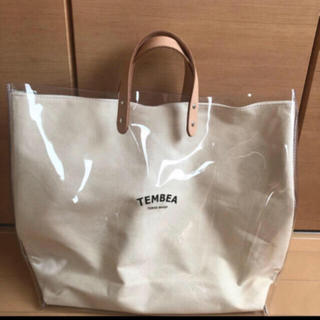 BEAUTY&YOUTH UNITED ARROWS - TEMBEA(テンベア) PVC PAINTER TOTE バッグ