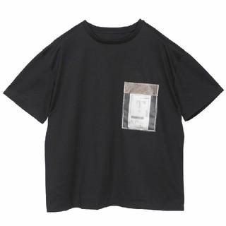2019 新作完売品 Ameri VINTAGE TAG ポケット TEE