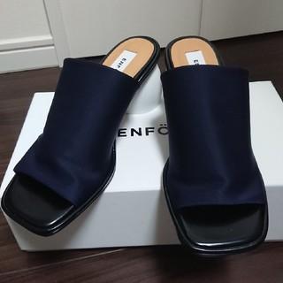 ENFOLD - very掲載 タキマキ着用 エンフォルド サンダル 37