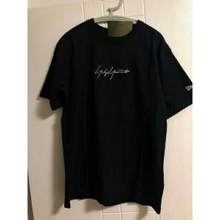 Yohji Yamamoto - yoji yamamoto×new era Tシャツ