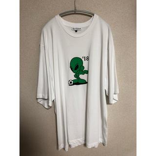 コムデギャルソン(COMME des GARCONS)のゴーシャラブチンスキー Gosha Rubchinskiy エイリアンTシャツ(Tシャツ/カットソー(半袖/袖なし))