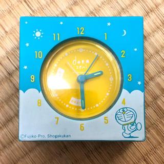 ショウガクカン(小学館)のどらゼミ 目覚まし時計(知育玩具)