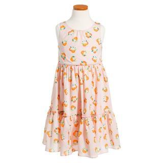 ケイトスペードニューヨーク(kate spade new york)のケイトスペードOrangerie Midi Dress 140/10A(ワンピース)