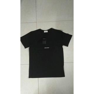 Saint Laurent - tシャツ 黒 L