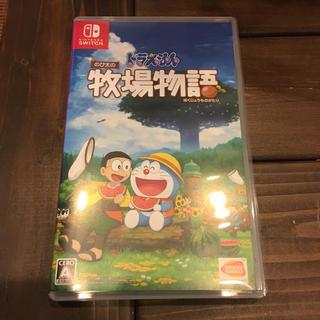 Nintendo Switch - ドラえもん 牧場物語 美品
