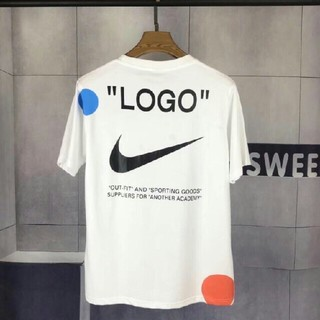 OFF-WHITE -   OFF WHITE    人気    Tシャツ 半袖   男女兼用