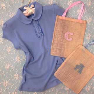 ロキエ(Lochie)のcharoll vintage polo shirts(ポロシャツ)