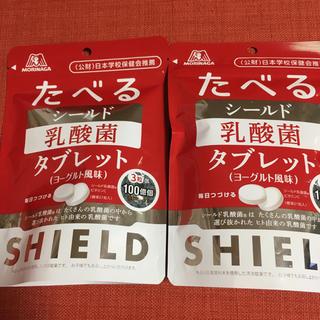 モリナガセイカ(森永製菓)のたべるシールド乳酸菌タブレット(その他)
