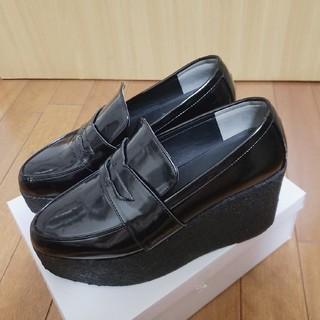 ミラオーウェン(Mila Owen)の【ミラオーウェン】厚底ローファー(ローファー/革靴)