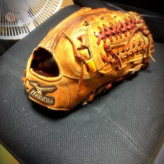 MIZUNO - 硬式グラブ  ミズノ 野球 高校野球 オールラウンド 硬式グローブ グローブ