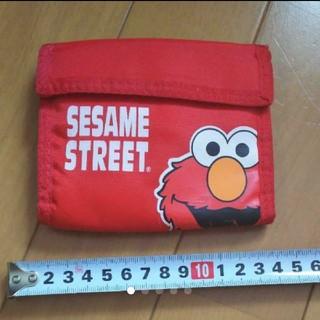 セサミストリート(SESAME STREET)の更に値下げ!!エルモ セサミストリート 財布 キッズ こども おサイフ(財布)