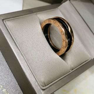 BVLGARI - 超美品Bvlgari リング(指輪) Au750 刻印