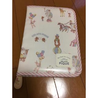 ジェラートピケ(gelato pique)のジェラートピケ 母子手帳ケース  アニマルサーカス柄 おまけ付き(母子手帳ケース)