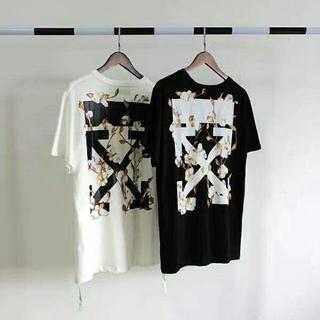 OFF-WHITE - OFF WHITE Tシャツ 新品