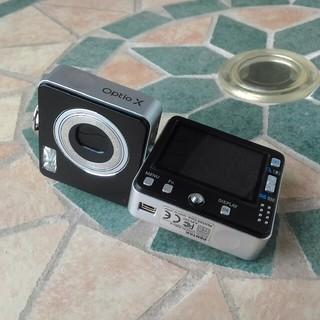 ペンタックス(PENTAX)のpentax Optio X(コンパクトデジタルカメラ)