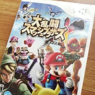 Wii - Wii 大乱闘スマッシュブラザーズX 任天堂