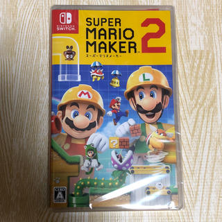 Nintendo Switch - マリオメーカー2☆任天堂スイッチ