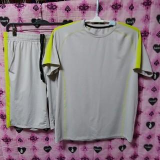 GU - プラシャツ&プラパンツセットLサイズ