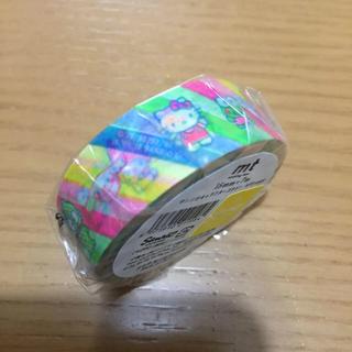 サンリオ(サンリオ)の【限定品】 マスキングテープ mt サンリオキャラクターズネオン(テープ/マスキングテープ)