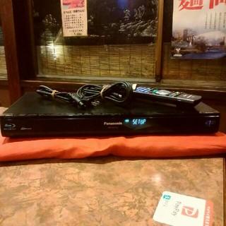 Panasonic - ◎パナ DMR-BRT300 HDD/BD 500GB❗  リモ等付 感動美品❗