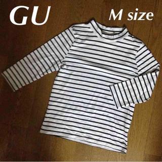 ジーユー(GU)のGU プチハイネック カットソー(Tシャツ(長袖/七分))