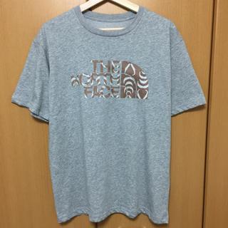 ザノースフェイス(THE NORTH FACE)のTHE NORTH FACE Tシャツ グレー(Tシャツ/カットソー(半袖/袖なし))