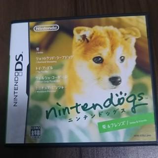 ニンテンドーDS - ニンテンドックス  柴&フレンズ   任天堂DS