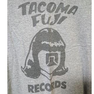 tacomafujirecords タコマフジレコード 古着Tシャツ メンズXL(Tシャツ/カットソー(半袖/袖なし))