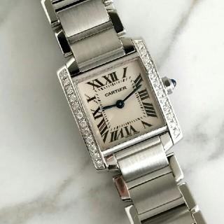 Cartier - 新品 Cartier腕時計SMW51008Q3レディースクオーツ