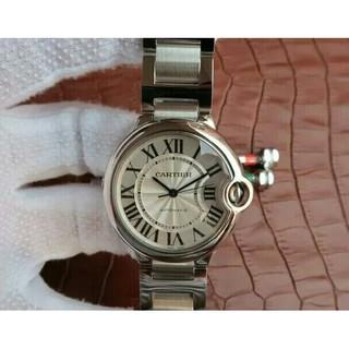 Cartier - 高品質  レディース 腕時計 Cartier バロンブル