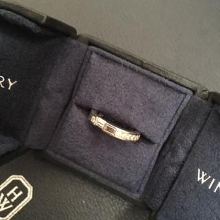 ハリーウィンストン(HARRY WINSTON)のHARRY WINSTON ハリーウィンストン トラフィック 5号(リング(指輪))