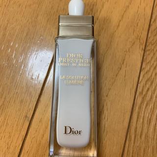 ディオール(Dior)のDior プレステージホワイト美容液(美容液)