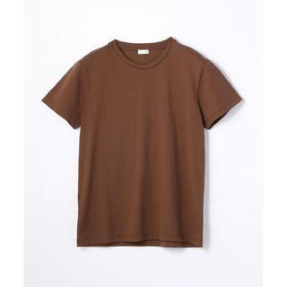 TOMORROWLAND - GALERIE VIE ギャルリーヴィー ファインコットン Tシャツ