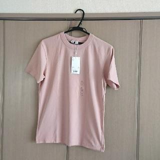 UNIQLO - 昨季新品タグ付 ユニクロ U Tシャツ メンズSサイズ