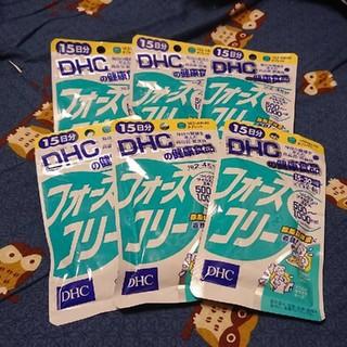 ディーエイチシー(DHC)のフォースコリー 15日分 6袋(その他)