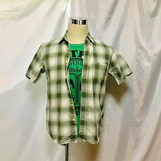 ビームス(BEAMS)のお値下【新品タグ付き】BEAMS☆チェックシャツ(シャツ)
