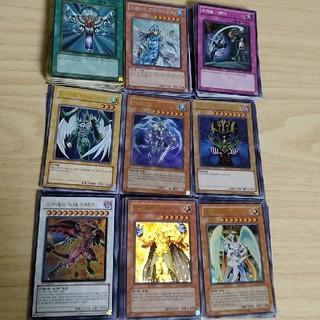 ユウギオウ(遊戯王)の韓国版 光り物150枚以上 遊戯王(シングルカード)