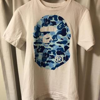 A BATHING APE - 最終値下げ!エイプ カモ Tシャツ  APE
