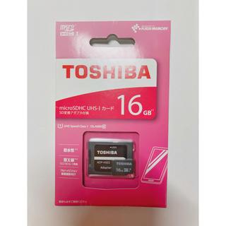 トウシバ(東芝)のmicro SDカード 東芝 TOSHIBA(その他)
